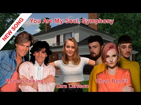 You Are My Soul, Symphony - Modern Talking, Zara Larsson & Clean Bandit