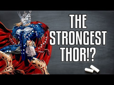The Strongest Form of Thor You've Never Heard About!