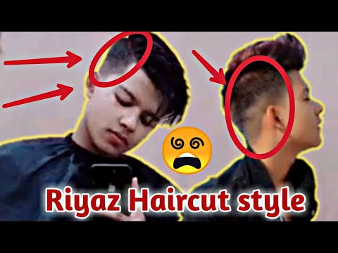 Riyaz Haircut Style Riyaz Hairstyles Riyaz Tiktok Youtube
