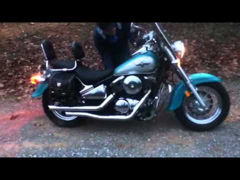 1996 kawasaki vulcan 800 classic youtube. Black Bedroom Furniture Sets. Home Design Ideas