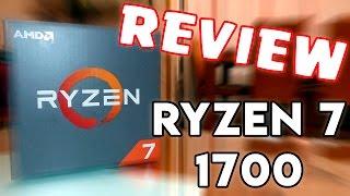 """Review AMD Ryzen 7 1700 Una autentica """"BESTIA"""" renderizando"""