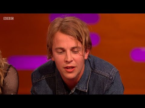 Tom Odell - If You Wanna Love Somebody. The Graham Norton Show. Full HD. 22 June 2018