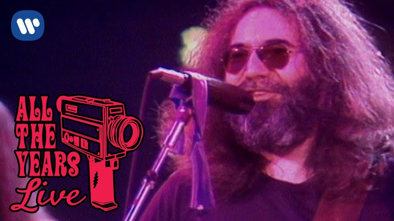 Stream a Massive Archive of Grateful Dead Concerts from 1965-1995