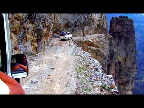 Insane Nepal Jeep