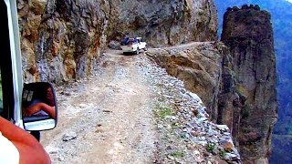 Insane Nepal Jeep Ride!! A Himalayan Adventure