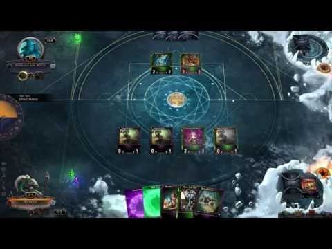 Hex: Shards of Fate - První play