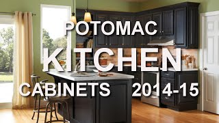 Potomac Kitchen Cabinet Catalog 2014-15 At Lowes