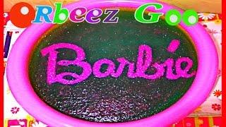 ORBEEZ CRUSH Moshi Goo Sweet Treats Studio BARBIE Play n