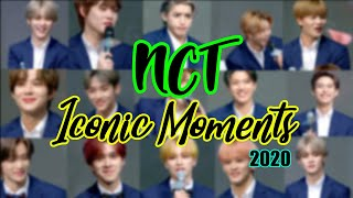 NCT Iconic Moments 2020