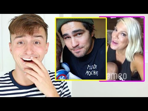 BUYING VIDEO SHOUTOUTS FROM CELEBRITIES & YOUTUBERS