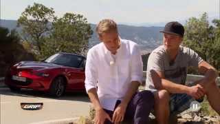 Matthias Malmedie vs. Felix Körbel im neuen Mazda MX-5 - GRIP - Folge 332 - RTL2