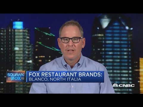 How Fox Restaurant Concepts Became An American Success Story