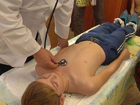 Маленьких курян с пороком сердца осмотрит столичный кардиохирург