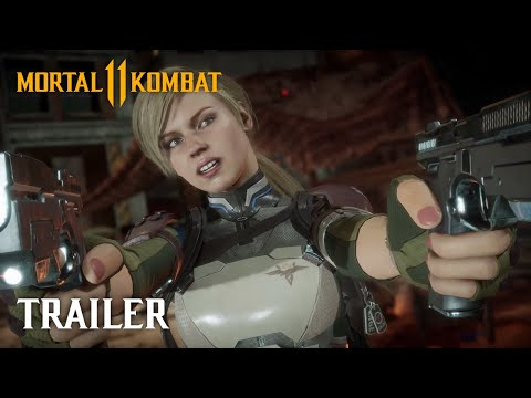 Mortal Kombat  - Official Cassie Cage Reveal Trailer