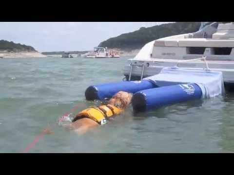 Dog On Water Ramp Youtube