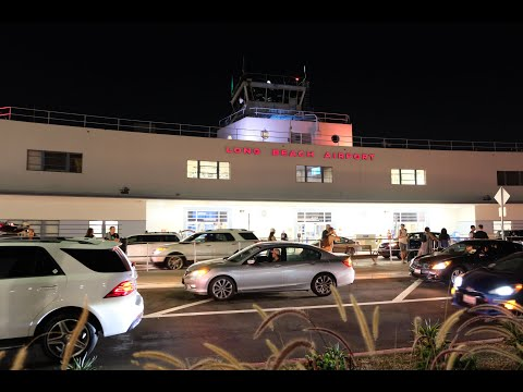 Long Beach Airport Tour