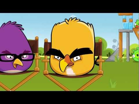 Google Chrome: Angry Birds
