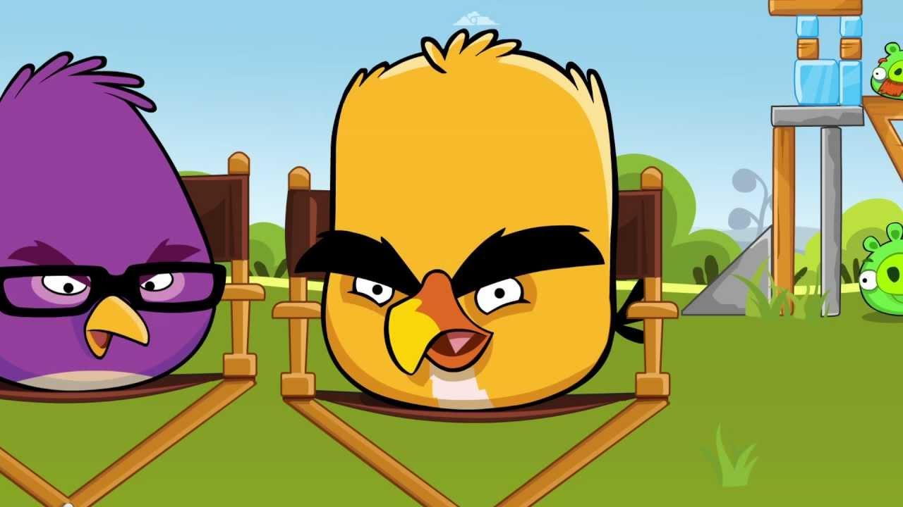 Google Chrome Angry Birds Youtube