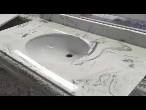 Cultured Marble Walk-In Showers, Cultured Marble Vanties