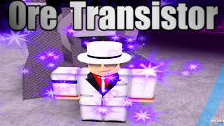 [ROBLOX: Miner's Haven] - Ore Transistor Review - Upgrader Final