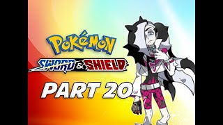 GYM LEADER PERIS - POKEMON SWORD & SHIELD Walkthrough Part 20  (Nintendo Switch)