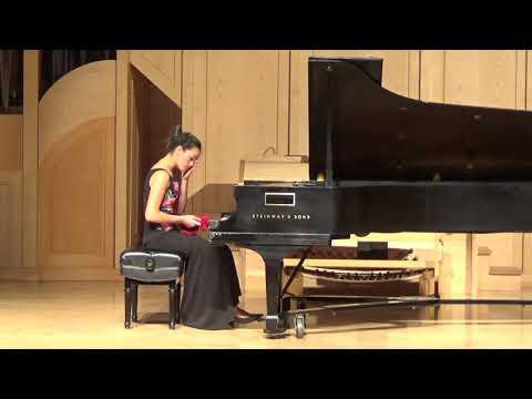 Tiffany Leard's 2017 MTNA 1st Place Performance