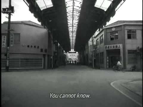 Hiroshima, mon amour - moving city scenes