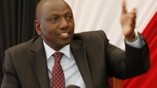 William Ruto urges girls not to date men who are not registered as voters