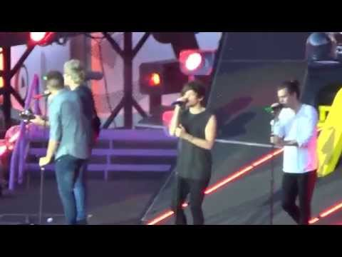 One Direction Horsens June 16th - Night Changes Fan Project