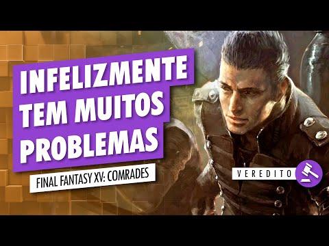 VALE A PENA? | Comrades, DLC de Final Fantasy XV