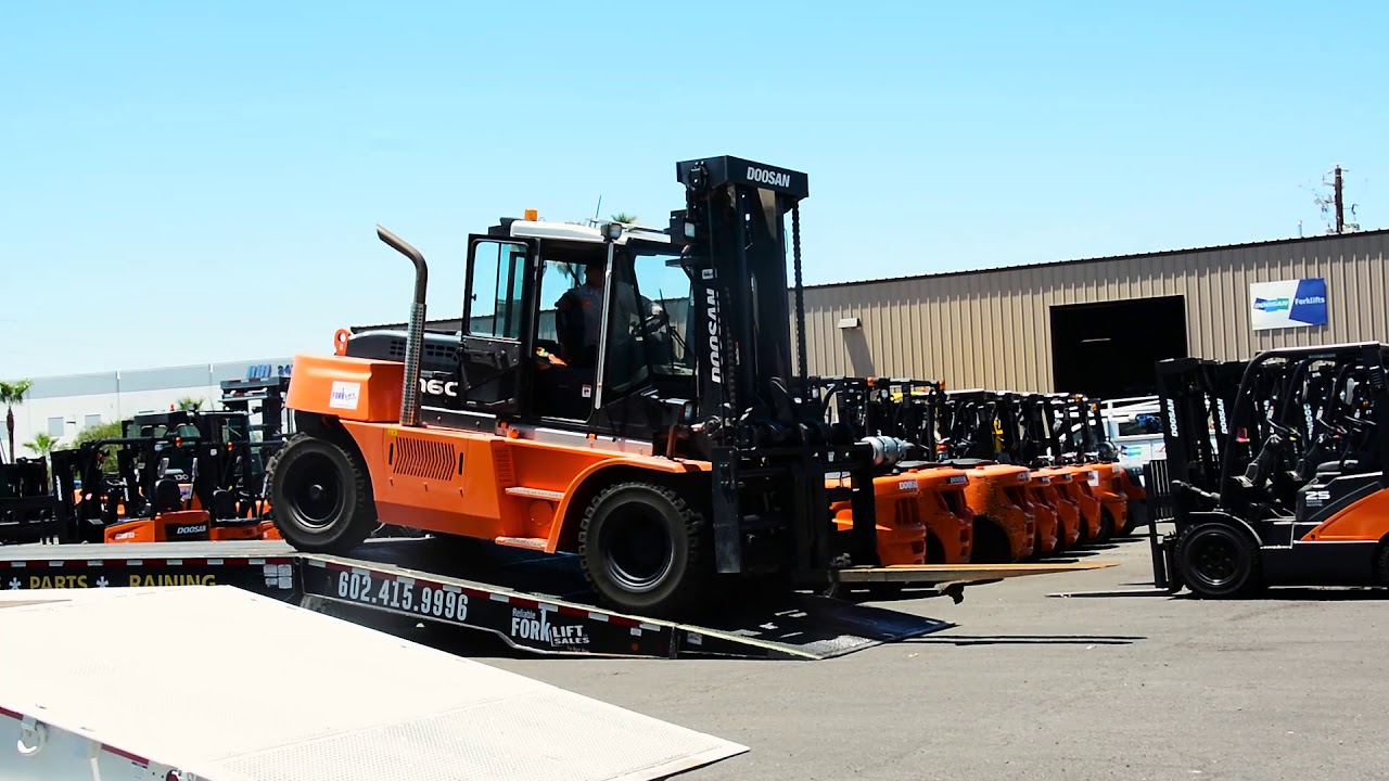 Forklifts For Sale & Rent In Phoenix, AZ | Reliable Forklift