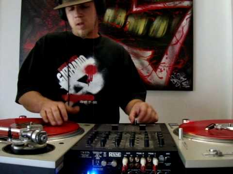 Dj Sez Scratch Set