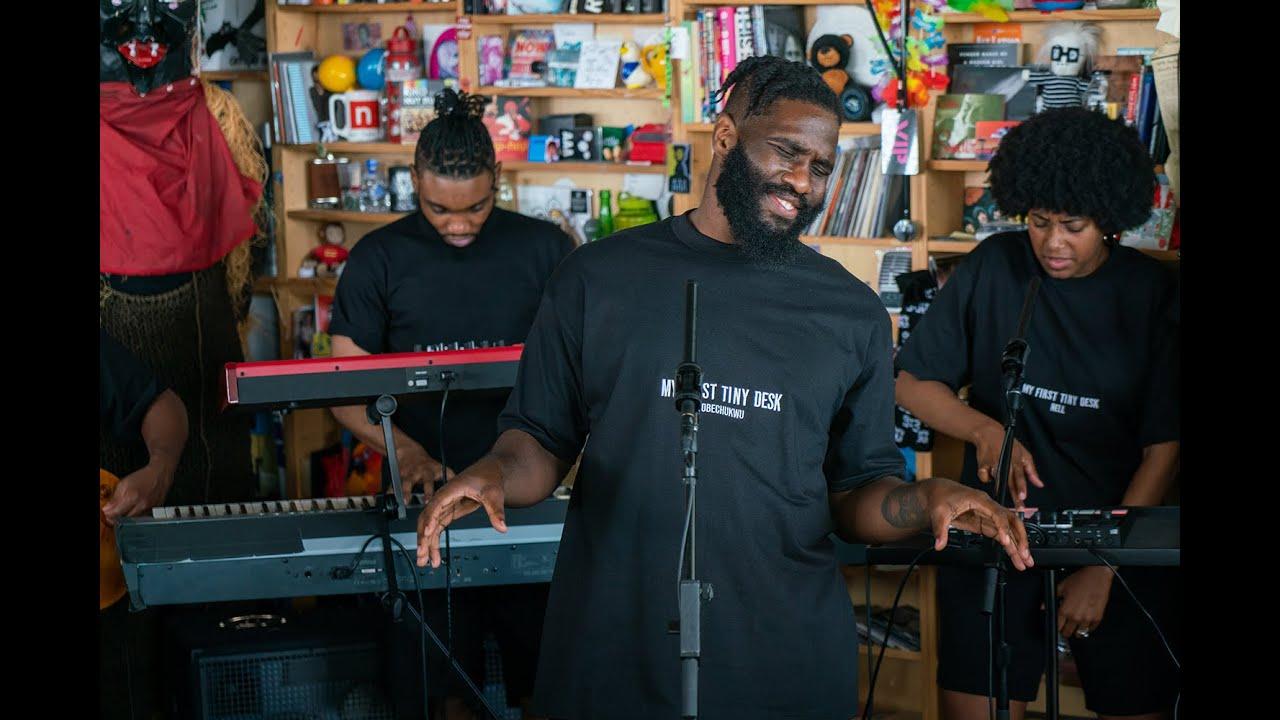 Tobe Nwigwe: NPR Music Tiny Desk Concert
