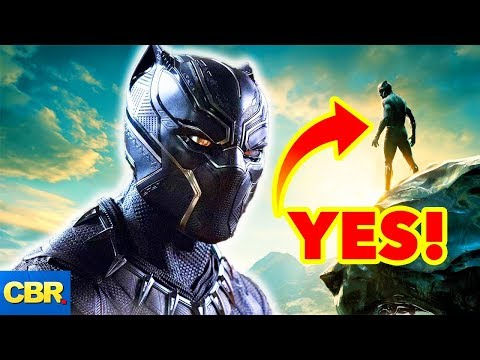 10 Things Marvel's BLACK PANTHER Movie ALREADY Got Right