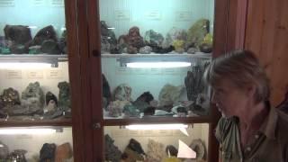 видео Музей минералов В.А.Жигайлова Слюдянка