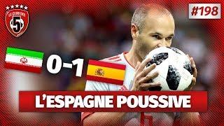 Replay #198 : Debrief Iran - Espagne (0-1) COUPE DU MONDE 2018 - #CD5