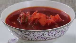 Borsch/Борщ - The Soup Made Its Way Into North American Cuisine