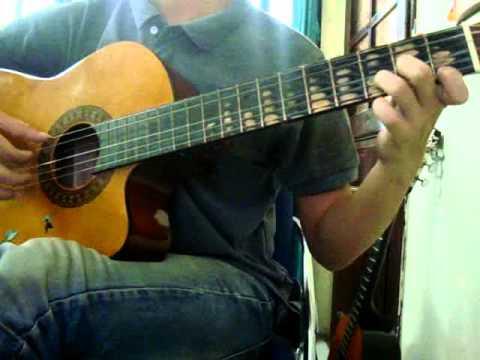 Tuổi hồng thơ ngây - Guitar solo