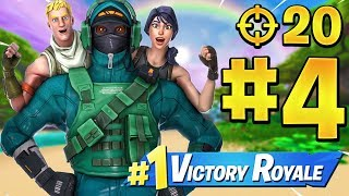 Fresh Gives Kids FREE Wins in Fortnite! Ep. 4