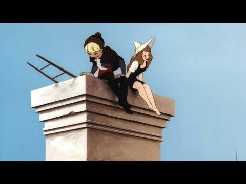 Le roi et l 39 oiseau bande annonce du dessin anim de retour au cin ma youtube - Dessin anime les pingouins ...