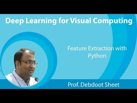 Lec03 Feature Extraction with Python (Hands on)