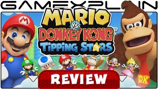 Mario vs Donkey Kong: Tipping Stars - Video Review (Wii U & 3DS)