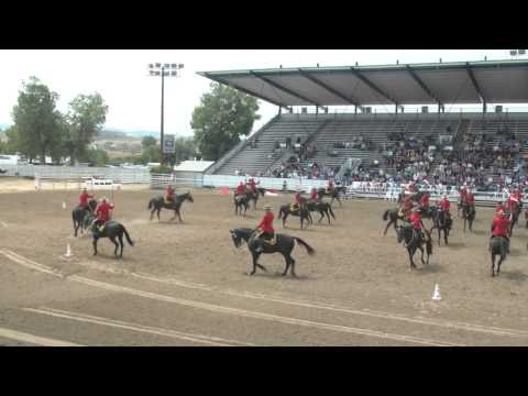 Royal Canadian Mounted Police Precision Drill Team