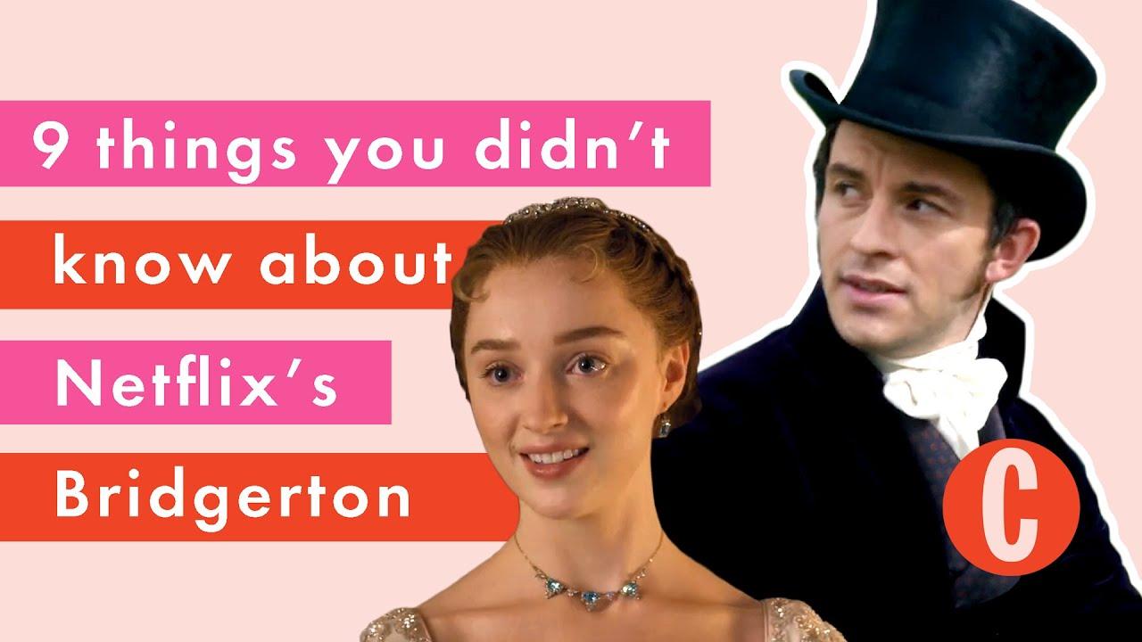 Download Netflix's Bridgerton cast reveal behind the scenes secrets from set | Cosmopolitan UK