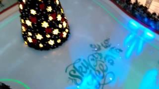 Новогоднее ледовое шоу в Краснодаре
