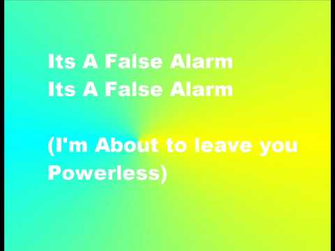 Powerless lyrics Kristinia Debarge
