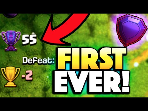 Clash of Clans - FIRST LEGENDS ATTACK IN HISTORY! INSANE ATTACK on a Legends League Player! + UPDATE