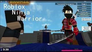 OmySquad VS Roblox Ninja Warrior