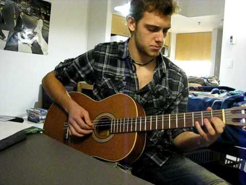 Eric Clapton - Signe - Classical guitar