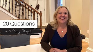 20 Questions - Tracy Thayer